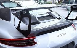 Cận cảnh xe sang Porsche 20 tỉ mới tậu của đại gia Đặng Lê Nguyên Vũ