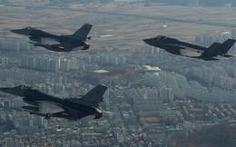 Triều Tiên cảnh báo Hàn Quốc triển khai máy bay F-35