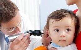 Chuyên gia chỉ cách chăm sóc trẻ viêm tai giữa, tránh biến chứng lên não