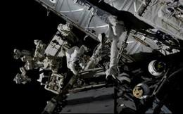 Phi hành gia trên ISS đi bộ ngoài không gian lần thứ 3 trong năm nay