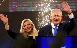 Truyền thông Israel: Thủ tướng Benjamin Netanyahu đã thắng cử