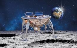 Nín thở đợi tàu vũ trụ tư nhân đầu tiên hạ cánh lịch sử xuống Mặt Trăng