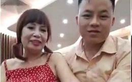 """Cô dâu 62 tuổi xuất hiện với bụng bầu """"vượt mặt"""", chính thức trả lời về thông tin mang thai với chồng trẻ"""