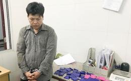 Mua gần 6000 viên ma túy tổng hợp từ biên giới về bán