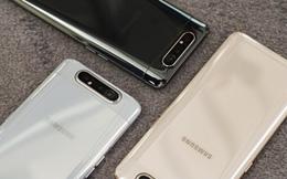 Trên tay nhanh Samsung Galaxy A80: Camera 'xoay lật' 180 độ và màn hình chất chưa từng có!