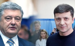 61% dân Ukraine nói sẽ bầu diễn viên hài Zelensky thành tổng thống mới