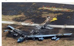 """Taliban dùng pháo cao xạ 23mm hạ """"Pháo đài bay"""" B-52 của Mỹ?"""