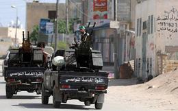 Quân đội chính phủ Libya tại Tripoli bắt giữ tù binh lực lượng LNA