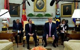 """Ai Cập rút khỏi """"Sáng kiến NATO Ả Rập"""" của Tổng thống Trump"""