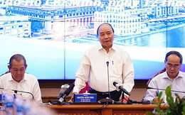 Thủ tướng Nguyễn Xuân Phúc: 'Dự án metro, chúng ta đang làm khổ nhau'