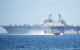 Mỹ và Philippines diễn tập phối hợp tác chiến chiếm lại đảo