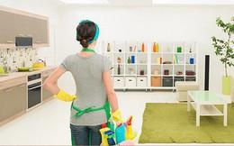 Bày cách cho bạn dọn dẹp nhà cửa thật đơn giản lại nhàn thân