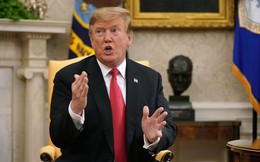 Tổng thống Donald Trump chiến thắng Tòa án Hình sự quốc tế