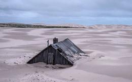Khám phá ngôi làng Nga 'biến mất' mỗi khi gió to, người dân không ai dám đóng cửa vào ban đêm