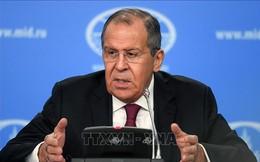 Ngoại trưởng Nga đề cao 'liên minh' với Trung Quốc