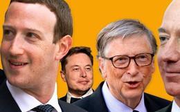 Vì sao các tỷ phú thế  giới không giàu như bạn vẫn thường nghĩ?
