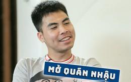 """Phạm Đức Huy: """"Nếu không làm cầu thủ, tôi sẽ về nhà mở quán nhậu"""""""