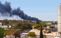 Không quân Quân đội Quốc gia Libya (LNA) đánh phá dữ dội dân quân chính phủ