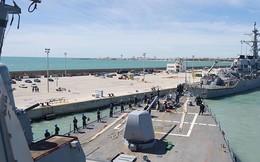 """Hai tàu chiến nào của Nga đang """"bám đuôi"""" tàu khu trục Mỹ ở Biển Đen?"""