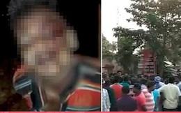Rúng động: Bé gái 5 tuổi bị cưỡng bức và giết hại, tên yêu râu xanh bị người dân bắt được và đánh đập đến 'thân tàn ma dại'