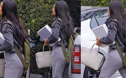 Sinh viên đại học U40 Kim Kardashian: Đi thi bằng siêu xe, không quên cắp túi 2 tỉ bên người