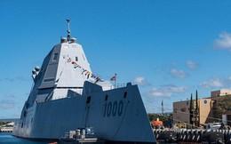 Mỹ thành lập hạm đội tàu không người lái đối phó Nga và Trung Quốc