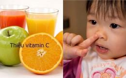 Món ăn - nước uống tốt cho người chảy máu cam