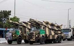 Iran diễu binh khoe khí tài quân sự hùng hậu