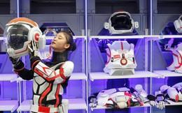 Trạm sao Hỏa 1400 tỷ của Trung Quốc tại sa mạc Gobi chính thức mở cửa để người dân vào chơi
