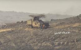 Houthi chiếm hàng trăm ki lô mét vuông ở Yemen, đánh sâu vào lãnh thổ Ả rập Xê-út