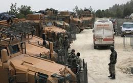 """Thổ Nhĩ Kỳ xây căn cứ mới sát Syria, """"nóng lòng"""" tiêu diệt phiến quân thân Mỹ"""