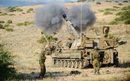 Israel phát triển hệ thống pháo tương lai