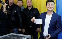 Tổng thống đắc cử Ukraine vi phạm luật bầu cử