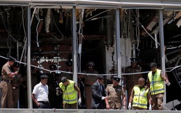 Khủng bố đẫm máu ở Sri Lanka là đòn trả đũa vụ xả súng ở New Zealand