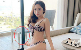Diện bikini khoe body cực bốc để PR thuốc giảm cân, Thuý Vi vô tình để lộ một sai lầm chết người