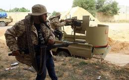 Libya: Phe Tripoli phản công, phe Tướng Haftar bị đẩy lùi 60km