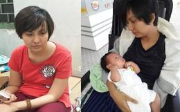 Diễn viên sinh con xong bị liệt nửa người mong khoẻ để đón con về nuôi