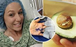 Đảm đang tối thượng: Loay hoay cắt quả bơ, người phụ nữ lỡ tay cắt luôn động mạch và dây thần kinh của mình