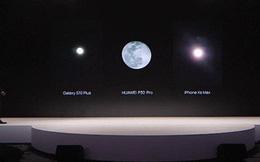 """Huawei phản hồi vụ P30 Pro bị tố dùng ảnh chụp trăng giả: """"AI không thay thế hình ảnh kiểu đó"""""""