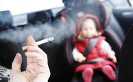 900.000 người chết mỗi năm chỉ vì ngửi khói thuốc lá