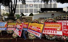 Tới 272 nhân viên bầu cử chết vì kiệt sức ở Indonesia