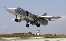 Không quân Nga quyết liệt giội lửa trừng phạt khủng bố ở Hama, Idlib và Aleppo
