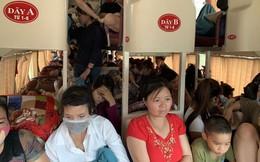 Xe 45 chỗ nhồi đến 104 người, nhà xe bị xử lý ra sao?