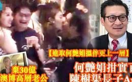 Thả con săn sắt bắt con cá rô, Á hậu Hong Kong ly hôn đại gia 9000 tỷ để cặp với tài phiệt giàu gấp 3