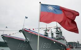 """Tàu chiến Mỹ hơn 90 lần """"chọc giận"""" Trung Quốc ở eo biển Đài Loan"""