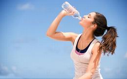 Cách tránh mất nước cơ thể vào mùa nắng nóng
