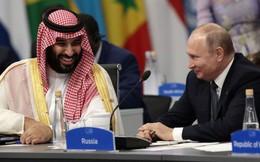 Sau loạt chiến tích vang dội, sức sống mới Arab dồn tâm điểm Nga và ông Putin