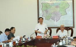Bộ Chính trị kiểm tra công tác cán bộ tại tỉnh Bình Phước