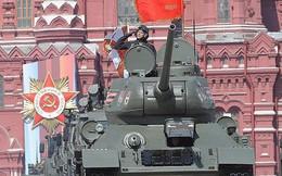 Hình ảnh ấn tượng buổi tổng duyệt lễ Duyệt binh Ngày Chiến thắng 9/5 tại Matxcơva