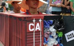 Đổ trộm rác thải xuyên quốc gia: Philippines ra hạn cuối, đe dọa chiến tranh với Canada?